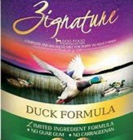 Zignature Zignature Limited Ingredient Grain Free Duck Dog Food 13oz
