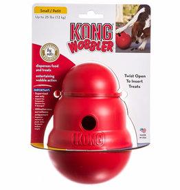 Kong Kong Wobbler Rubber Dog Toy - Original