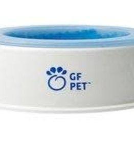GF Pet GF Pet Ice Bowl - White/Blue