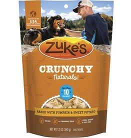 Zuke's Zukes Crunchy Naturals Pumpkin & Sweet Potato 12oz