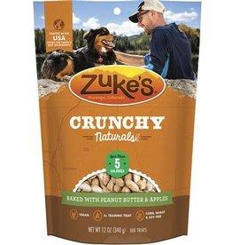 Zuke's Zukes Crunchy Naturals Peanut Butter & Berries 12oz