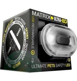 Max & Molly Max & Molly Matrix Ultra LED Safety Light - Black Cube Pack
