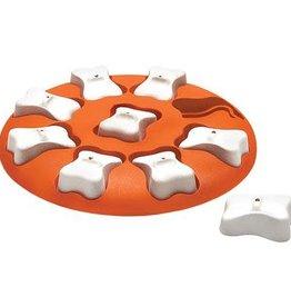 Nina Ottosson Outward Hound Dog Smart Orange Puzzle