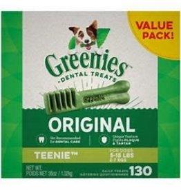 Greenies Greenies Dental Chews for Dogs Value Tub - 36oz Teenie