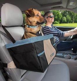 Kurgo Kurgo Rover Booster Seat Black Blue Dog 1X1PC