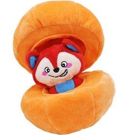 "Hugsmart Hugsmart Puzzle Hunter Fruity Critters Pumpkin 7.5"""