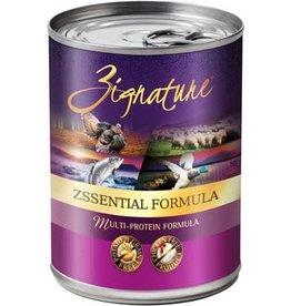 Zignature Zignature Limited Ingredient Grain Free Zssentials Dog Food 13oz