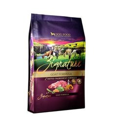 Zignature Zignature Limited Ingredient Grain Free Goat Dog Food 4 LB
