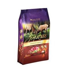 Zignature Zignature Limited Ingredient Grain Free Venison Dog Food 4 LB