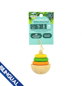 Oxbow Oxbow Enriched Life Wobble Ring Stack