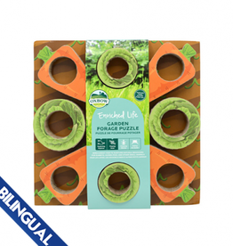 Oxbow Oxbow Enriched Life Garden Forage Puzzle