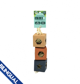 Oxbow Oxbow Enriched Life Hide Box Hanger