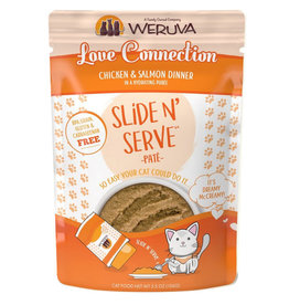 Weruva Weruva Cat Slide N' Serve Love Connection Paté 5.5oz