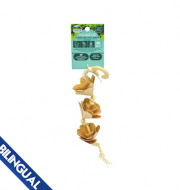 Oxbow Oxbow Enriched Life Flower Cone Treat Hanger