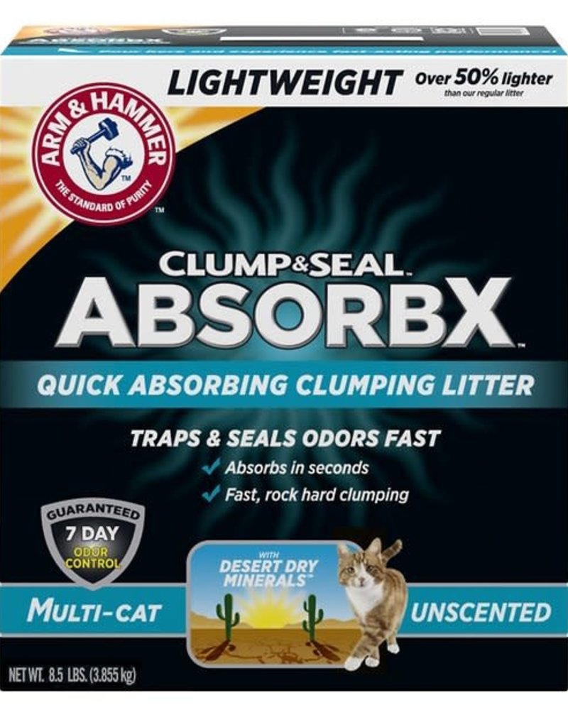 Arm & Hammer Lightweight Multi-Cat Scented Litter 3.86kg