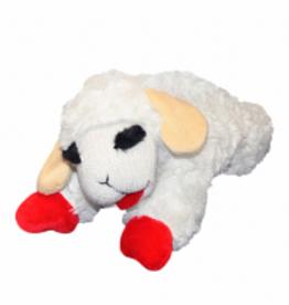 "Multipet Lamb Chop 10.5"" Dog Toy"