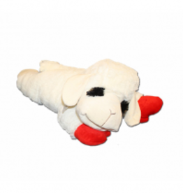"Multipet Lamb Chop 24"" Dog Toy"