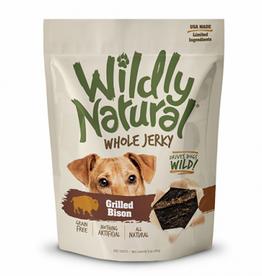 Fruitables Fruitables Wildly Natural Bison Strips Dog Treat 50z