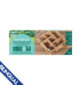 Oxbow Oxbow Enriched Life Explore & Hide Maze - Small
