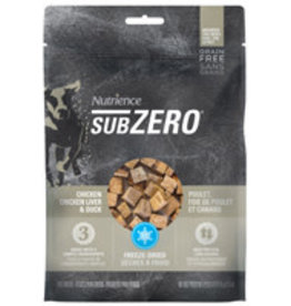 Nutrience Nutrience Grain Free Subzero Freeze-Dried Fraser Valley Treats - Chicken, Chicken Liver and Duck Liver - 70 g