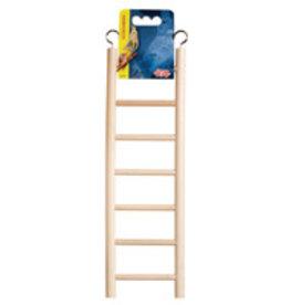 Living World Wooden Bird Ladder - 7 Steps - 30 cm (12in) Long