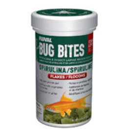Fluval Fluval Bug Bites Spirulina Flakes - 45 g (1.58 oz)