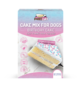 puppy cake Puppy Cake - Cake Mix - Birthday Cake Flavoured