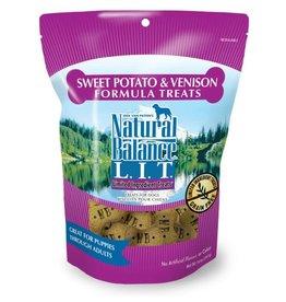Natural Balance Natural Balance LIT Sweet Potato and Venison Dog Treat 14oz