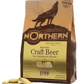 Northern Pet Craft Beer Dog Biscuits 500g