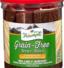 Triumph Triumph GF Deboned Lamb Sweet Potato Butternut Squash Jerky Bites 20oz