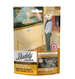 Buddy Jacks Chicken and Flaxseed Recipe Dog 1X7OZ