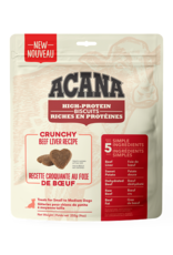 Acana Acana High Protein Biscuits - Crunchy Beef Liver - Small - 225g