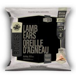 Big Country Raw Big Country Raw Frozen Lamb Ears – 1 lb