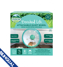 Oxbow Oxbow Enriched Life Attachable Quiet Wheel