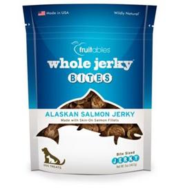 Fruitables Fruitables Whole Jerky Bites Alaskan Salmon & Pear 5oz