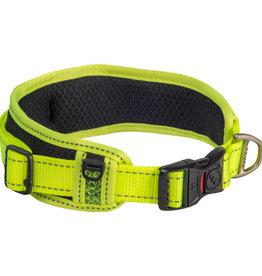 rogz Rogz Classic Padded Collar Yellow - Large