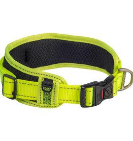 rogz Rogz Classic Padded Collar Yellow - XXLarge