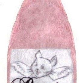 Huxley & Kent Huxley & Kent Kittybelles Plush Rose Cat Toy