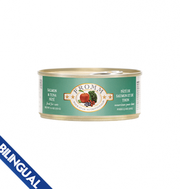 Fromm Fromm 4-Star Salmon & Tuna Cat Pate 5.5oz