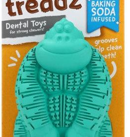Arm & Hammer Super Treadz Dental Gorilla Dog Toy - Large