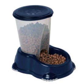 Moderna Moderna Smart Snacker - Non Slip Self Feeder - Blueberry 3L