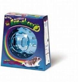 """Superpet Kaytee Run-About Ball Rainbow 5"""""""