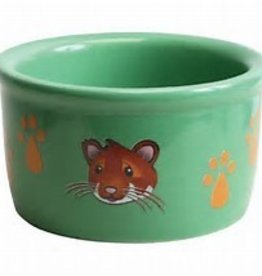 Superpet Paw-Print Dish - Hamster