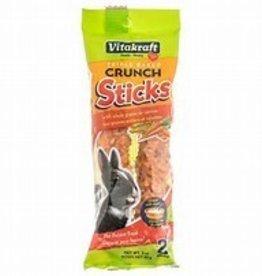 VitaKraft Vitakraft Rabbit Crunch Sticks with Whole Grains & Carrots