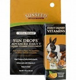 Sunseed Sunseed Vita Prima Sundrops Daily V for Small Animals 1oz