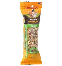 Sunseed Sunseed VP Grainola Nature's Crunch 2.5oz