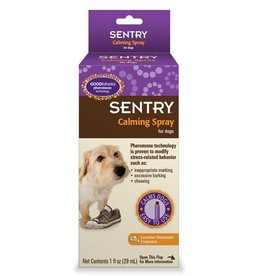 Sentry Sentry Calming Spray Dogs 1oz
