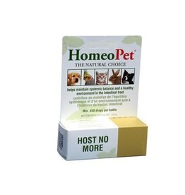 Homeopet Host No More 15ML