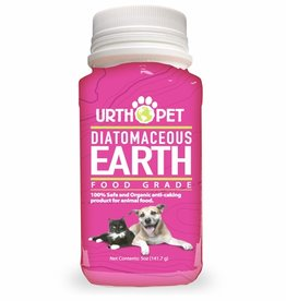 UrthPet Diatomaceous Earth 5oz