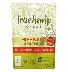 True Hemp Chews Hip + Joint 200g